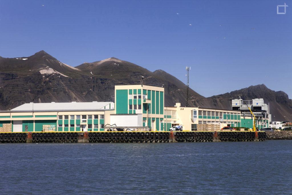 Porto Hofn sud Islanda