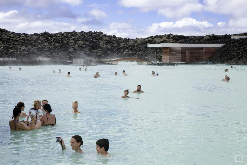 Relax alle terme di Islanda