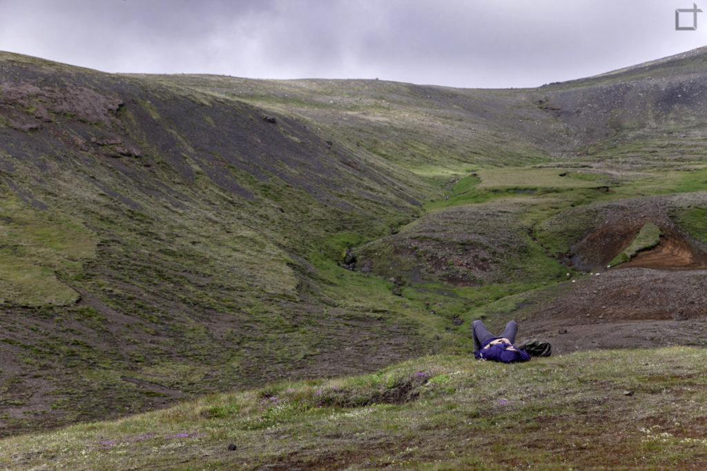 Relax nella natura selvaggia islandese