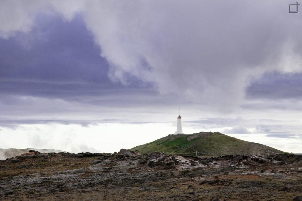 Reykjanesviti Faro Piu Antico di Islanda