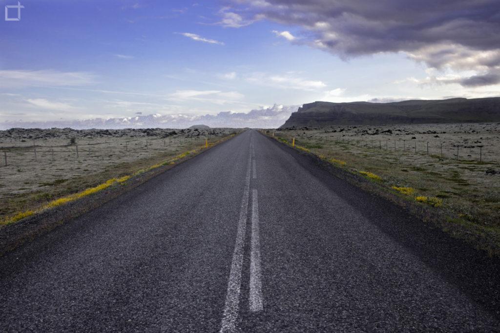 Ring Road tra Campi di Lava Islanda del Sud