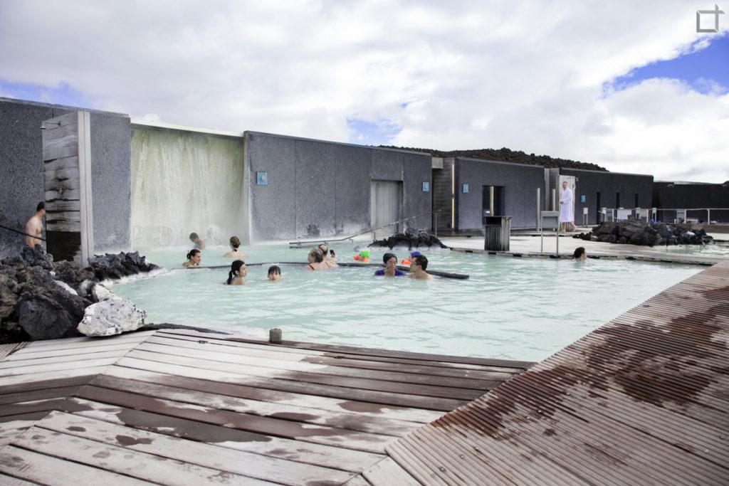 Sauna e Bagno Turco alle terme della Blue Lagoon