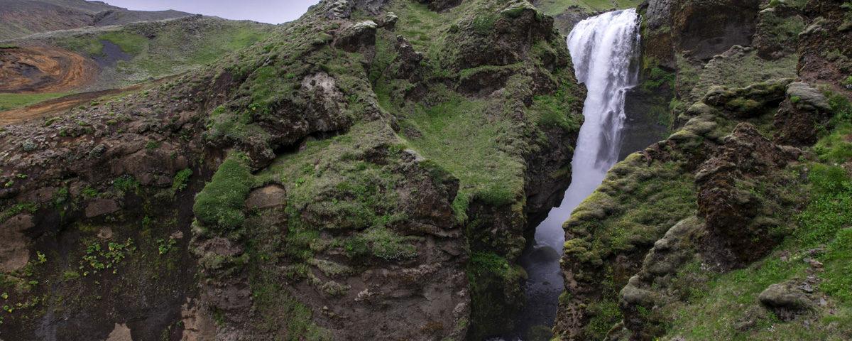 Sentiero Laugavegur Trekking in Islanda