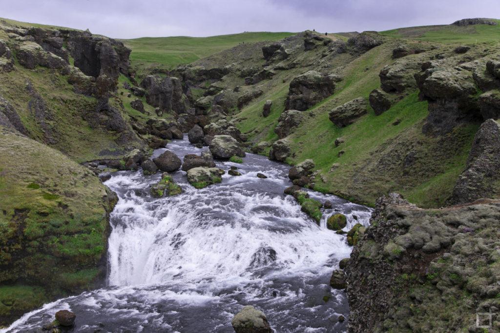 Sentiero Pedonale Islanda