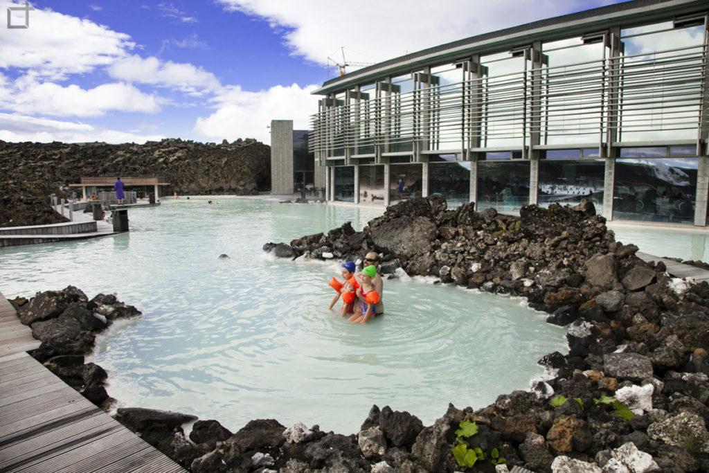 Stazione Termale Islanda Blue Lagoon
