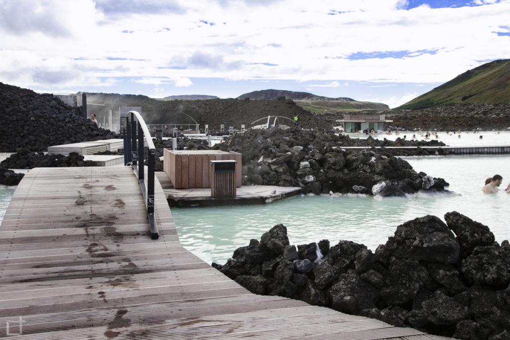 Terme a Grindavik Islanda