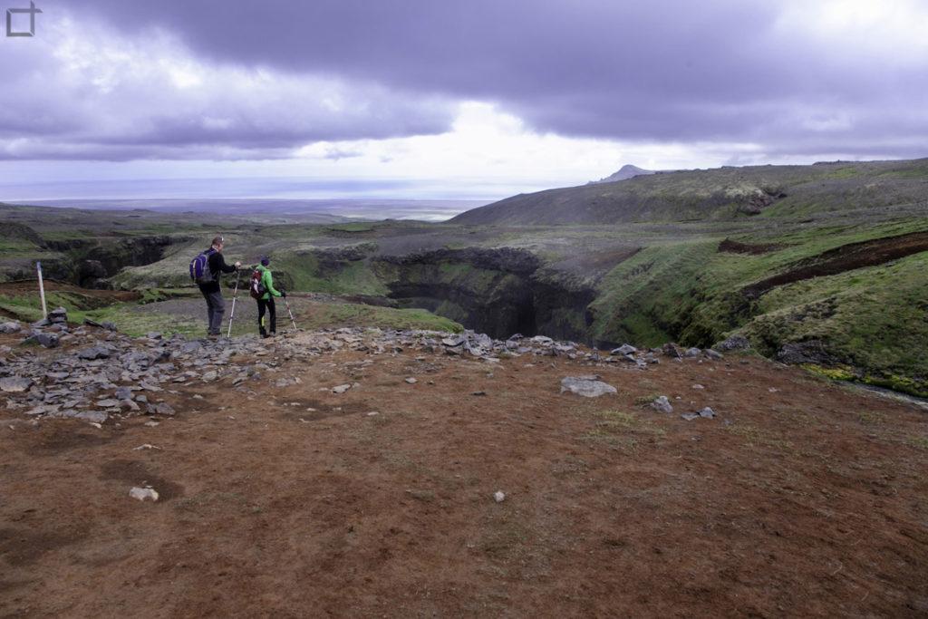 Terra Rossa Trekking Islanda