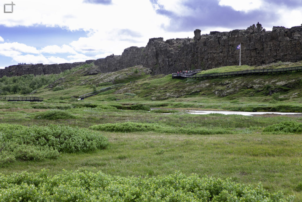 Thingvellir percorso e itinerario