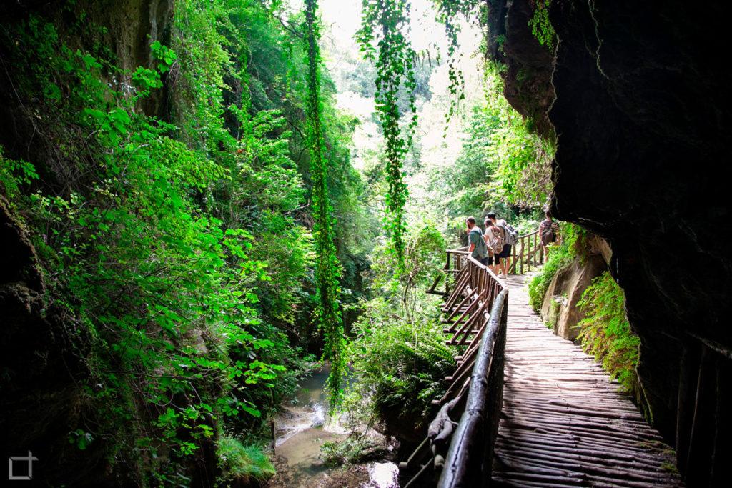 Grotte del Caglieron in Mezzo alla natura