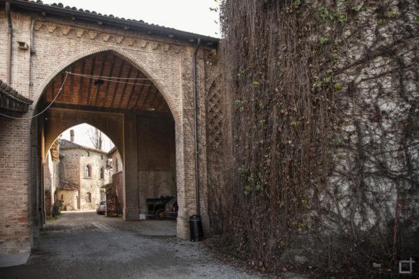 Arco e Piante Rampicanti