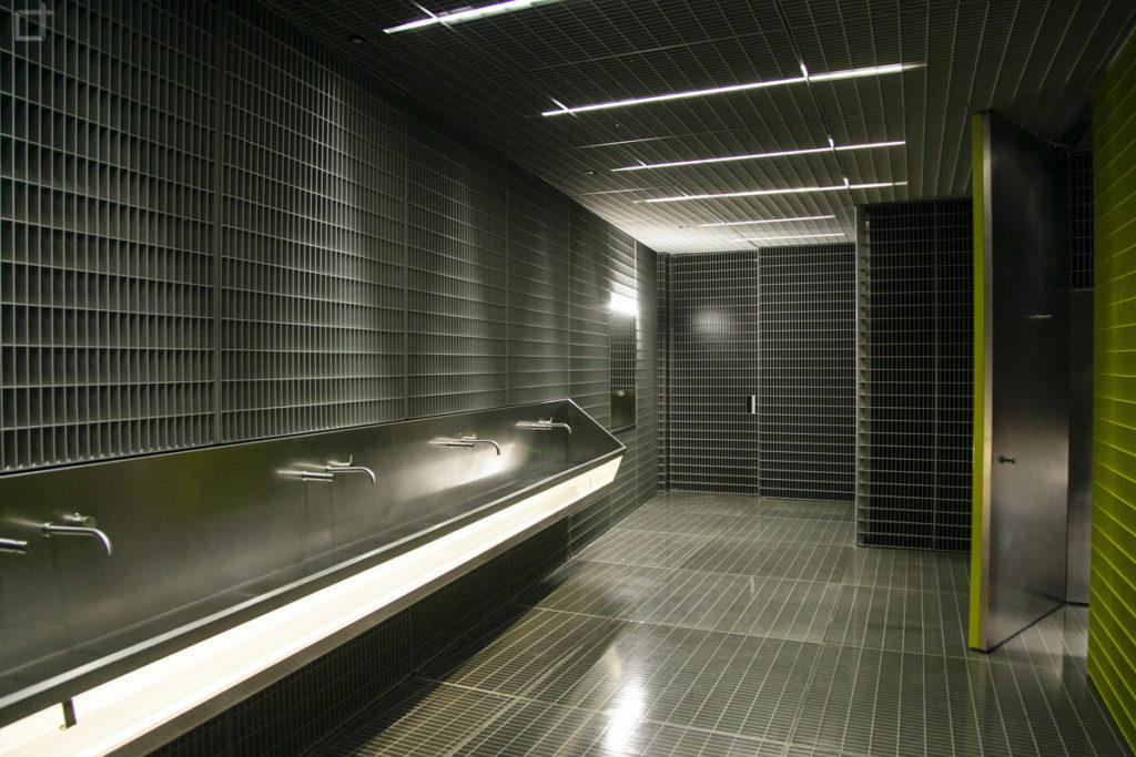 Bagni Fondazione Prada Milano