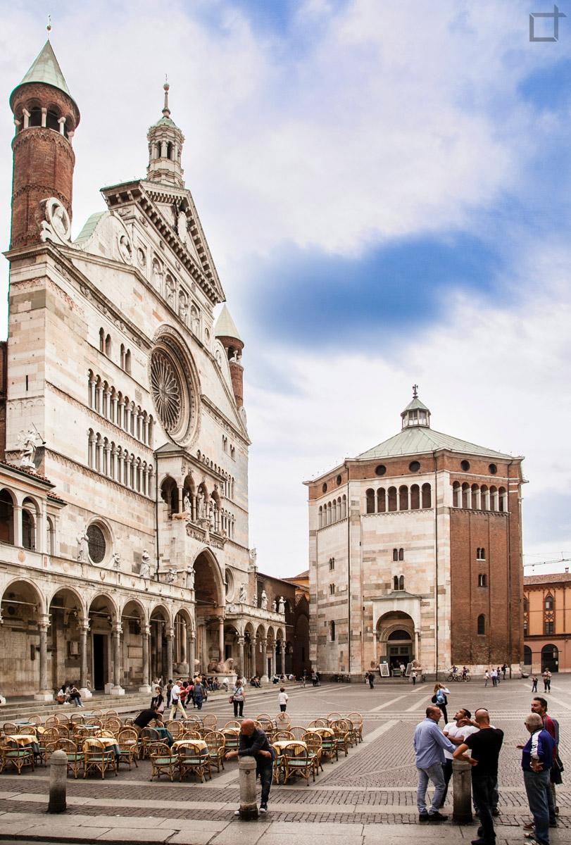 Cattedrale di Santa Maria Assunta - duomo e Battistero di San Giovanni