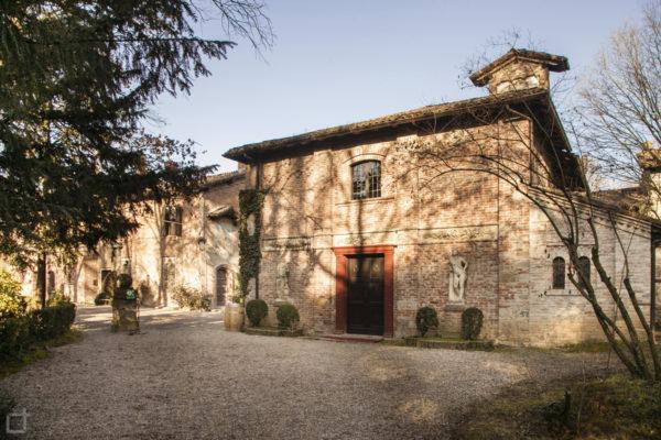 Chiesa Grazzano Visconti Borgo Piacenza