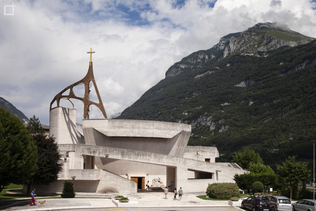 Chiesa Santa Maria Immacolata in Calcestruzzo