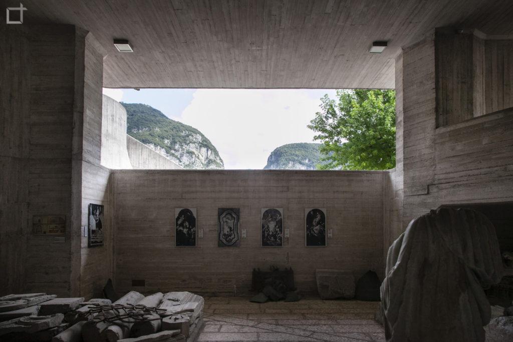 Chiesa in Calcestruzzo di Longarone