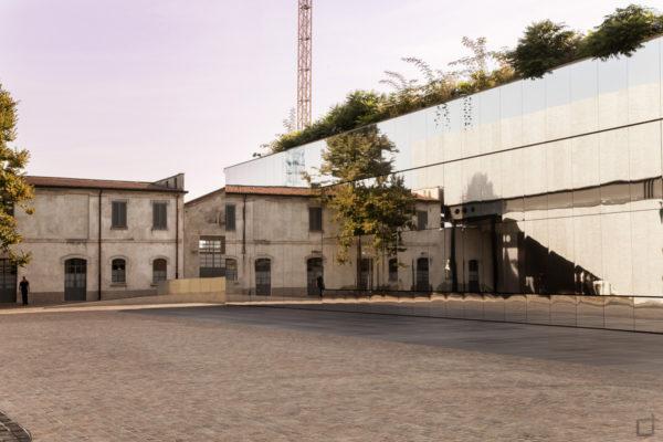 Cinema e Galleria Sud