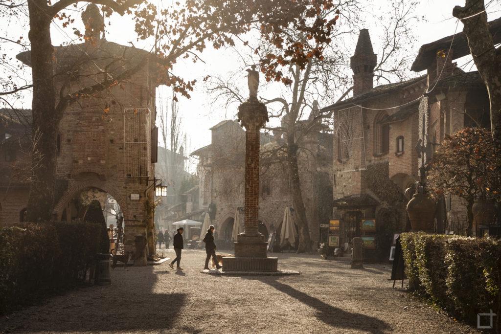 Colonna e Piazza