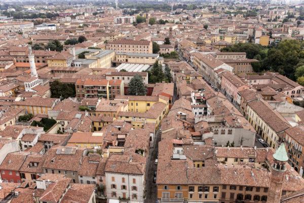 Cremona il centro storico