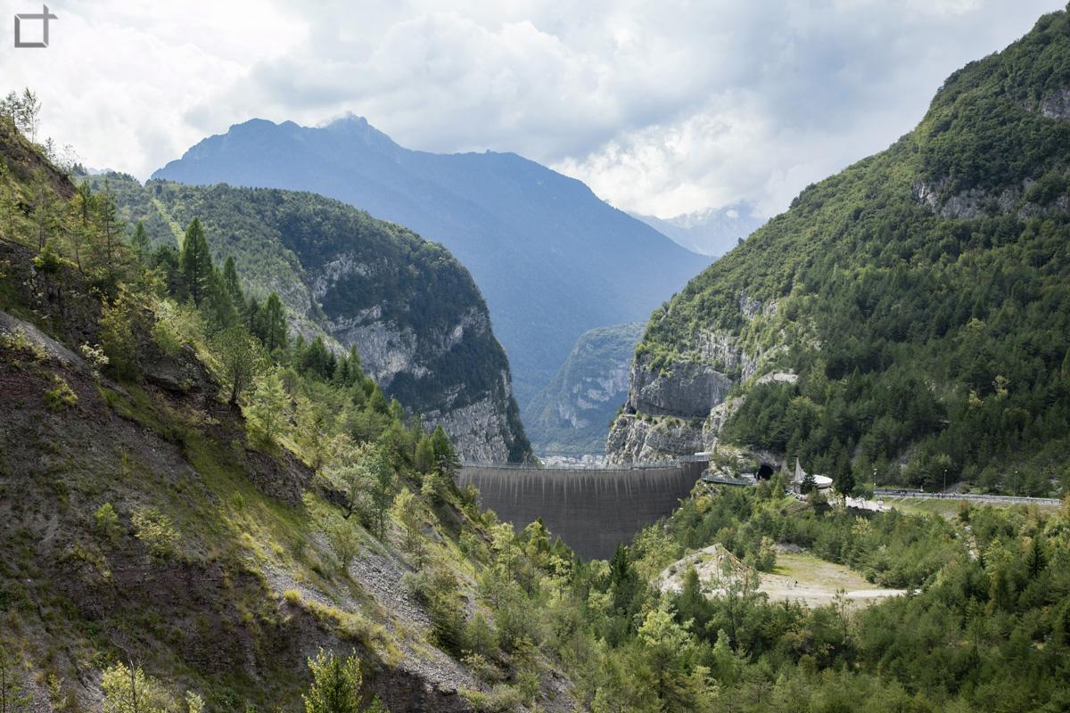 Diga del Vajont Friuli Venezia Giulia