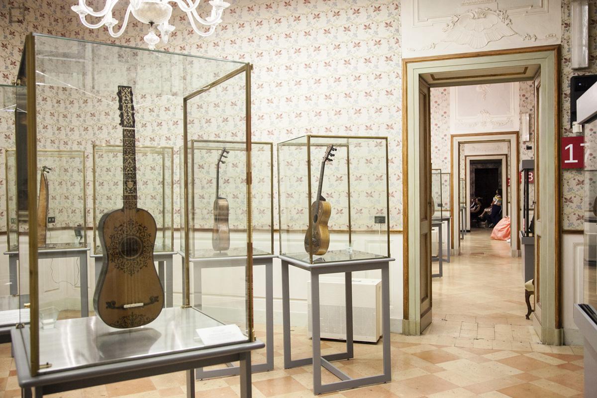 Esposizione di Violini Cremona