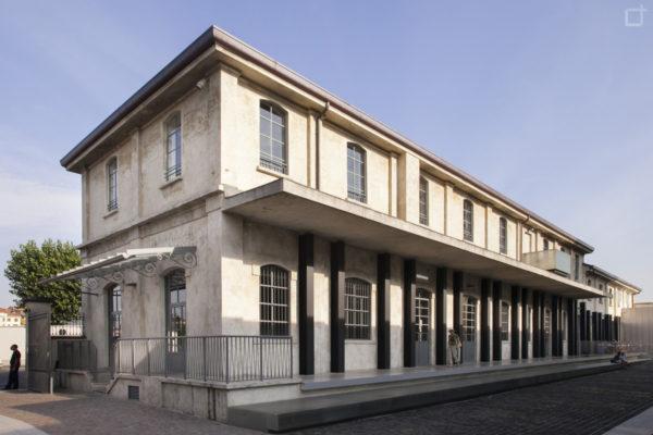 Fondazione Prada Biblioteca e Bar Luce
