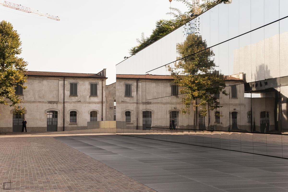 Fondazione Prada Cinema Palazzo Specchi e Galleria Sud