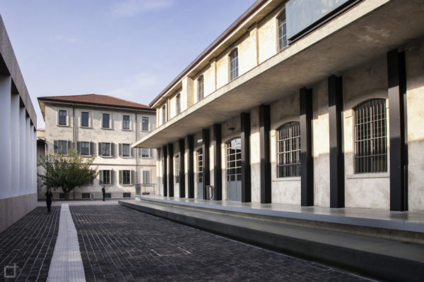 Fondazione Prada Milano Ingresso
