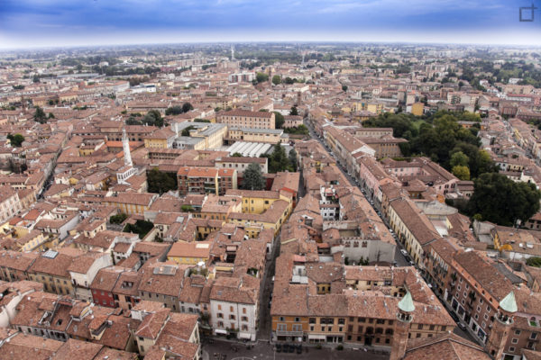 Il centro storico di Cremona