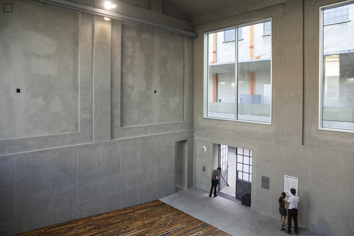 Interni del Palazzo Cisterna