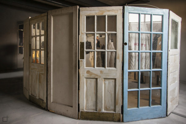 Louise Bourgeois Cell Chotes Fondazione Prada