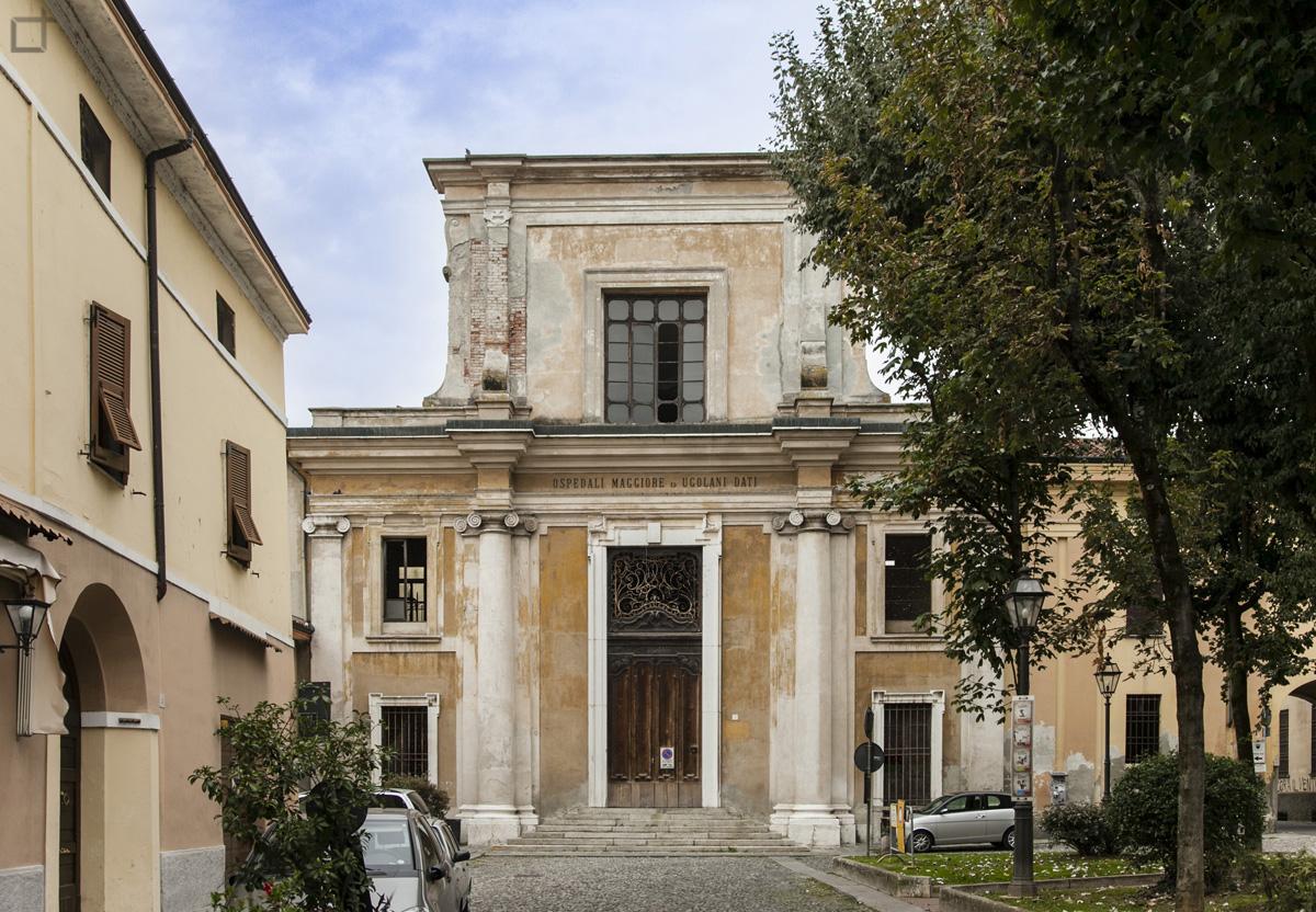 Ospedale Maggiore Ugolani Dati Cremona