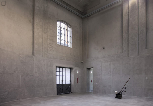 Palazzo Cisterna Fondazione Prada - Interno