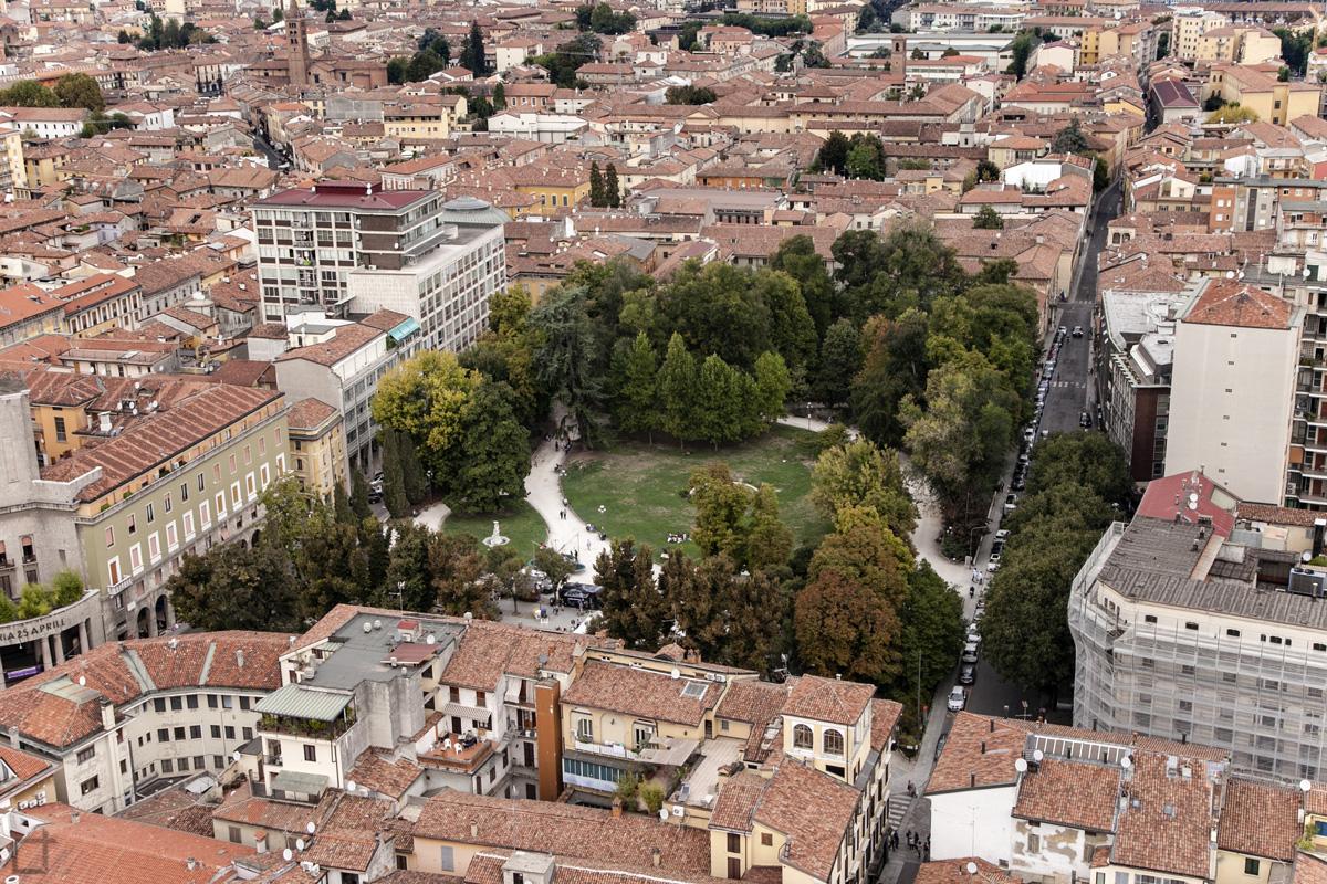 Parco nel centro