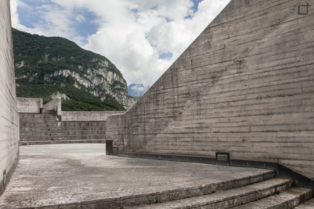 Rampe Chiesa Polifunzionale Longarone