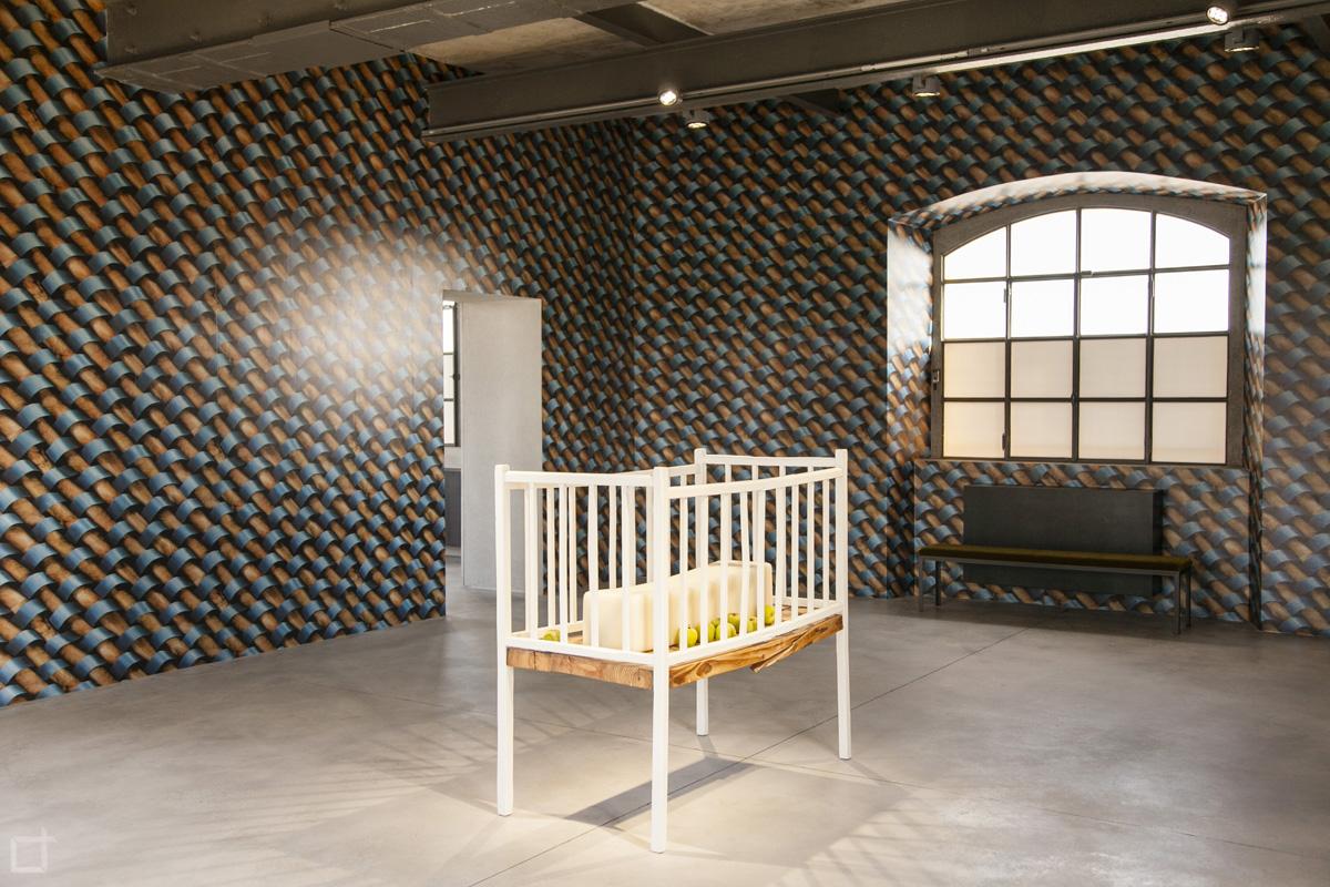 Robert Gober Creek Bed Fondazione Prada