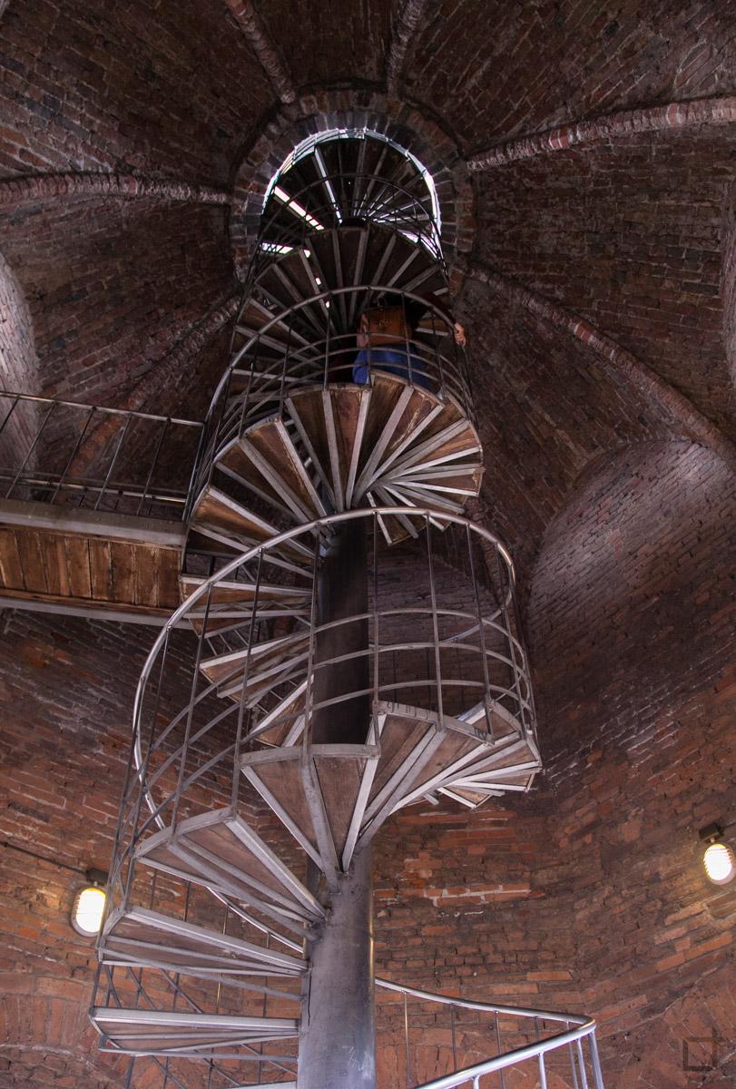Salita sul campanile