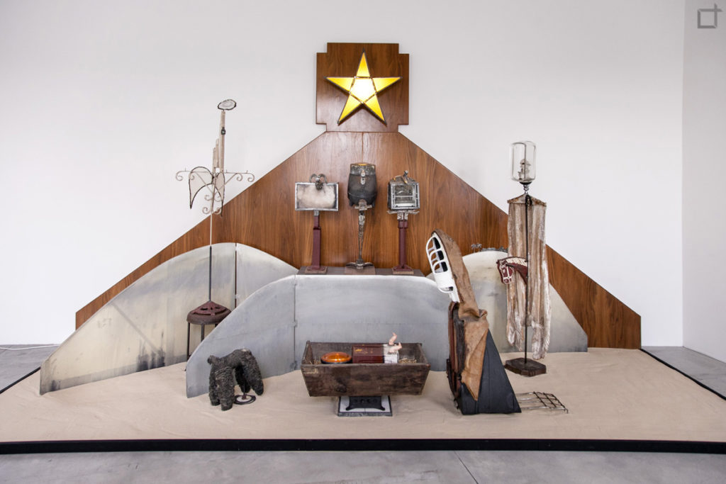 The Nativity Edward Kienholz - Presepe Artistico