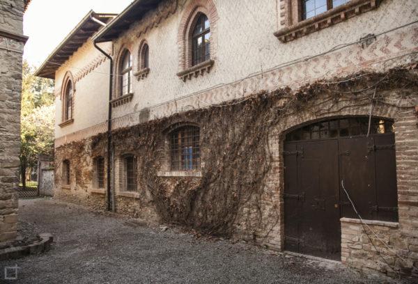 Vicolo borgo medievale