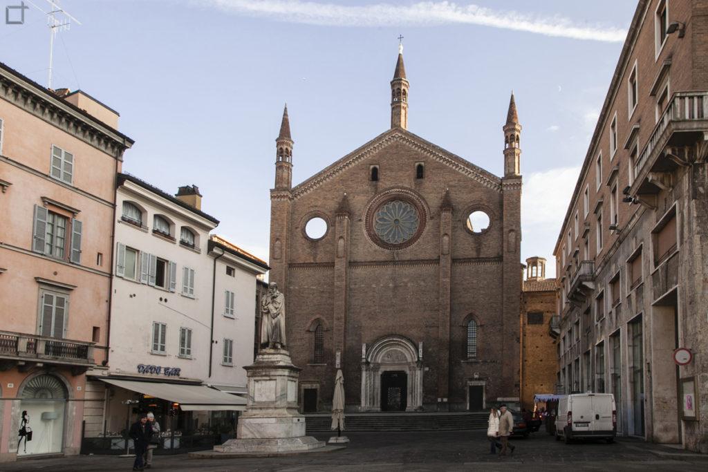Chiesa di San Francesco su Piazza Cavalli