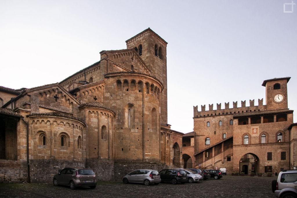 Chiesa di Santa Maria e Palazzo Podestà a Castell'Arquato