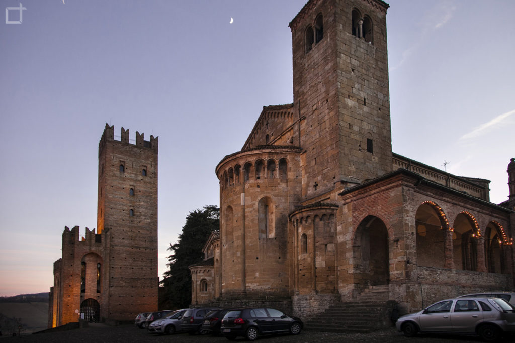 Chiesa di Santa Maria e Torre di ingresso alla città