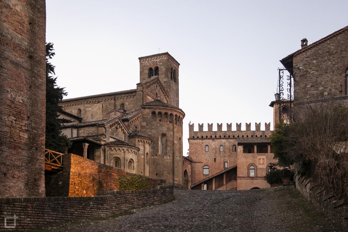 Collegiata di Santa Maria e Palazzo del Podestà