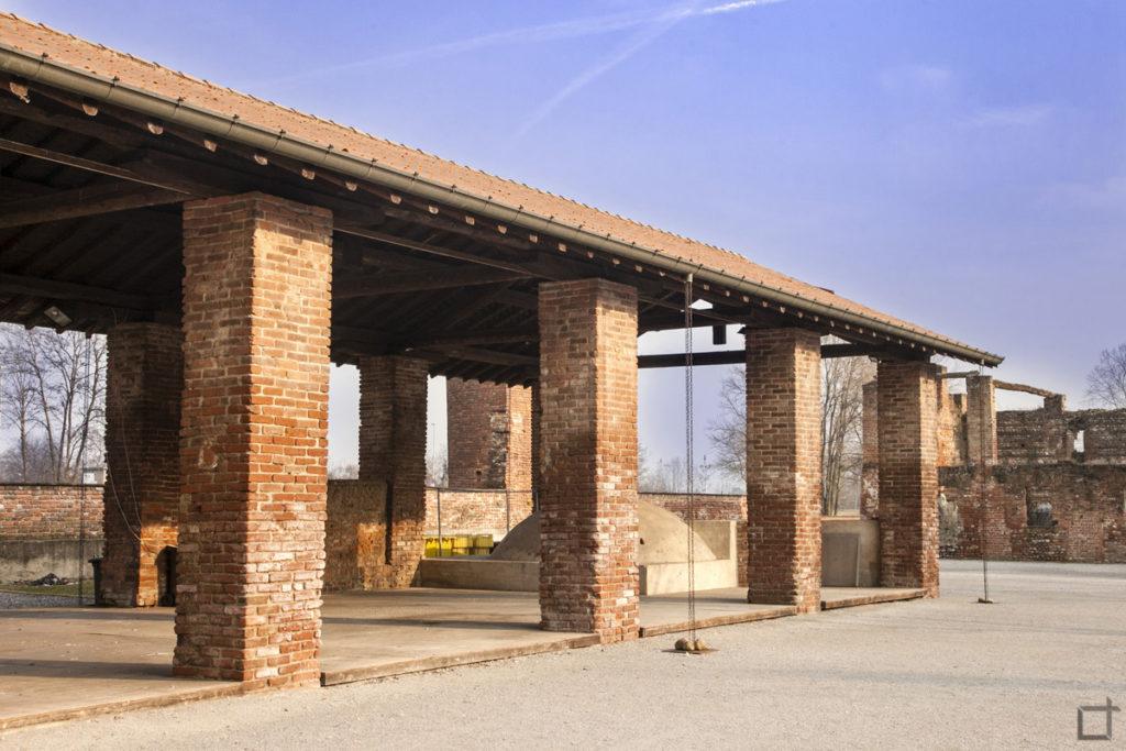 Corte interna Castello Visconteo