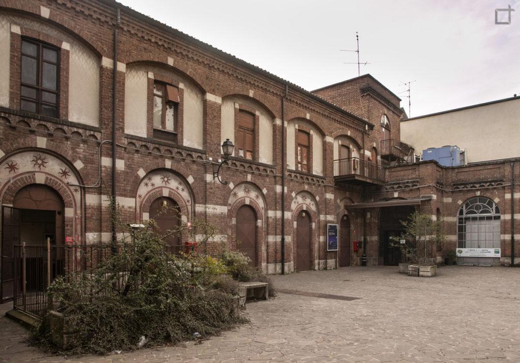 Facciata Palazzo Storico Legnano