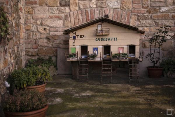 Hotel Ca De Gatti - Cuccia