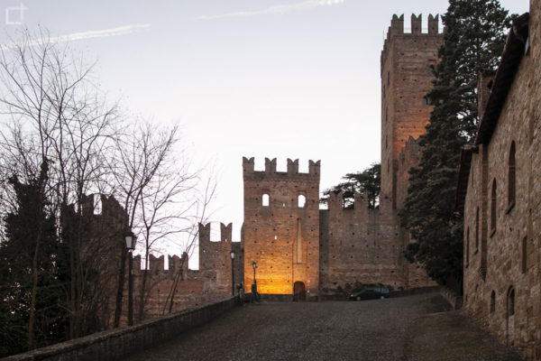 Ingresso Borgo Medievale Castello Arquato