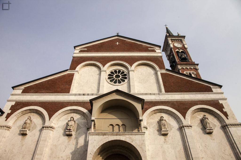 Legnano Chiesa di San Domenico e Campanile