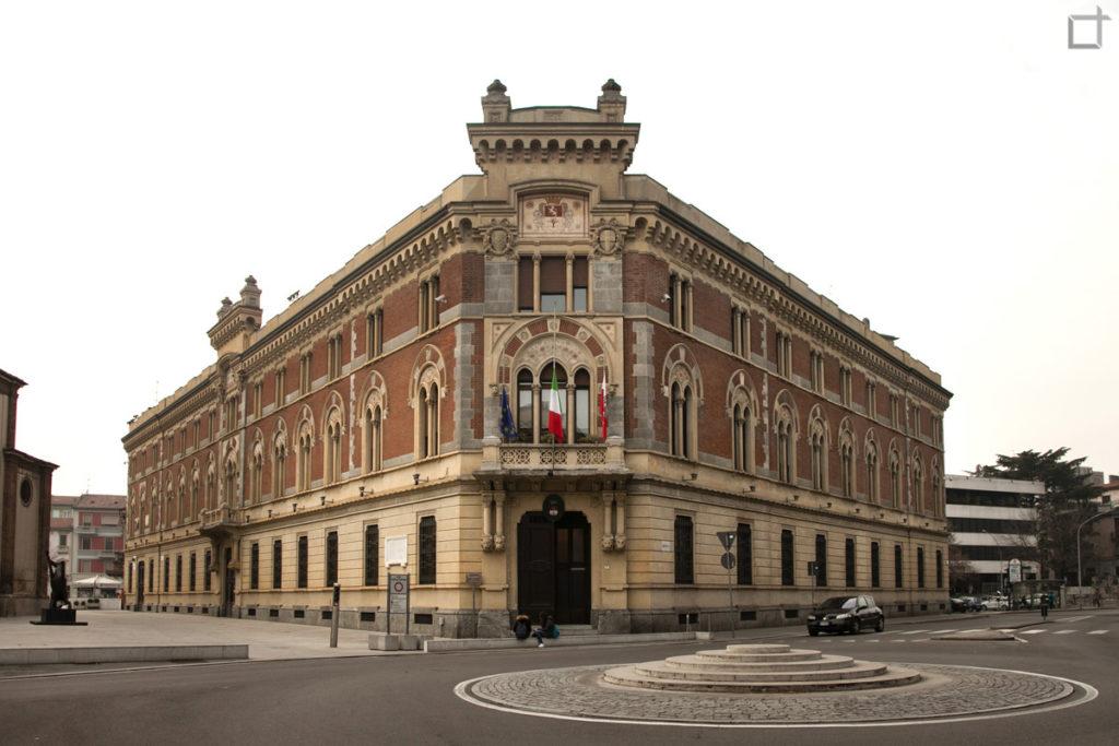 Legnano Palazzo Malinverni - Sede Comune