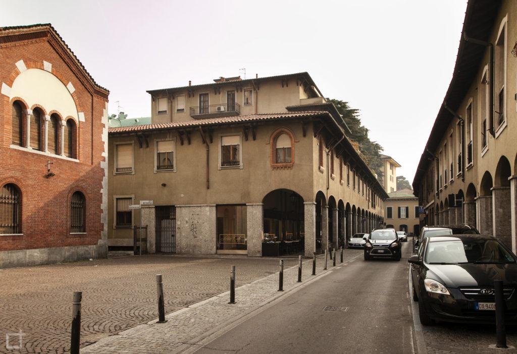 Legnano Portici Centro Storico - Corso Giuseppe Garibaldi