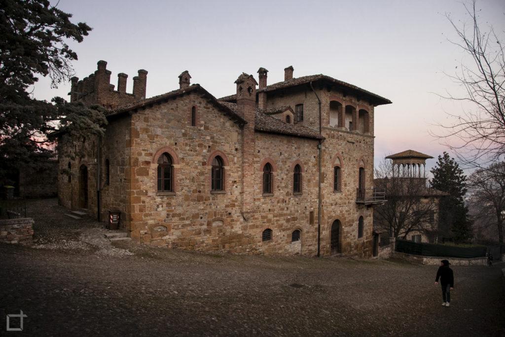 Palazzo Medievale Borgo più bello d'Italia